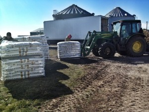 seed corn delivered