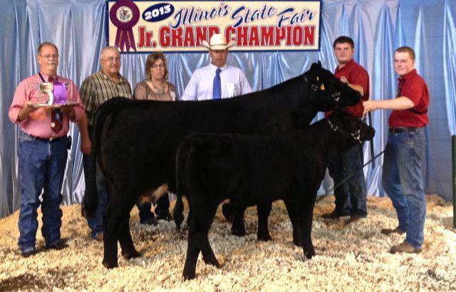 Grand Champion Age Cow